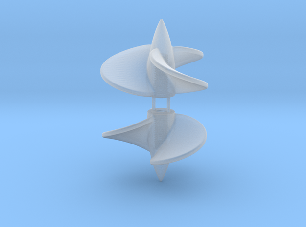 Propeller 1/96 (Fletcher) in Frosted Ultra Detail