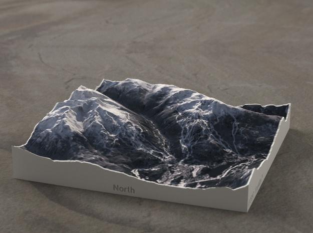 Whistler Blackcomb, BC, Canada, 1:100000