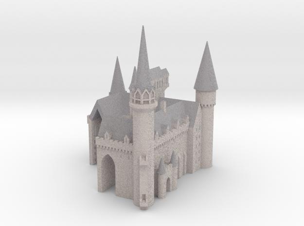 1/720 Hogwarts - Courtyard