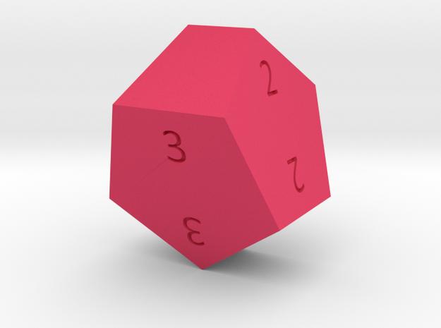 PentaBelt D4 (V2).  An interesting alternative. in Pink Processed Versatile Plastic