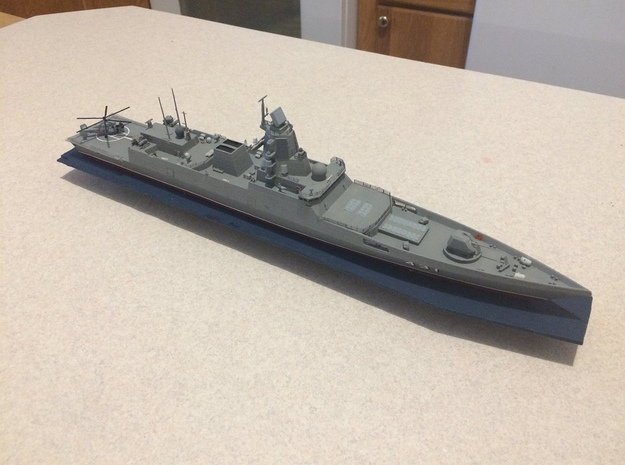 Pr.22350 Admiral Gorshkov in Smooth Fine Detail Plastic: 1:700