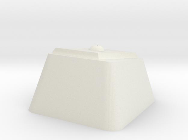 Dragonball Z Row 1 Cherry MX keycap in White Natural Versatile Plastic