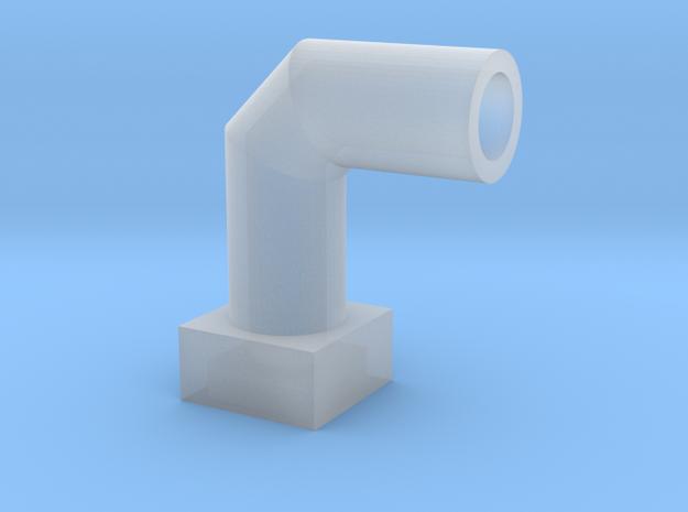 Dachlüfter 1 alt 1:120 in Smooth Fine Detail Plastic