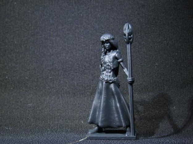 Fantasy Figures 02 - Druid in White Strong & Flexible