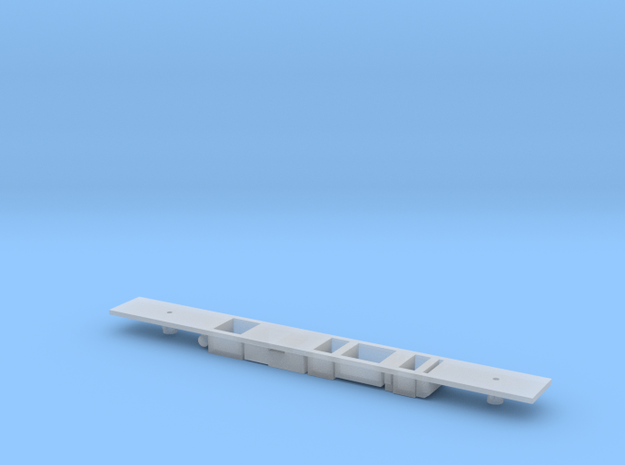 Class 378 PTSO Chassis in Frosted Ultra Detail