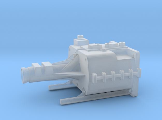 Liberty 1/24 transmission std w/rails in Smooth Fine Detail Plastic