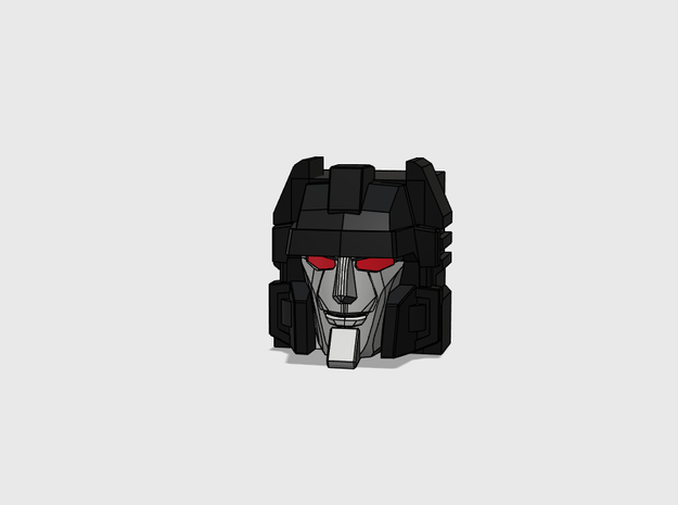 "Aimless Shooter ""MTMTE"" Face in Frosted Ultra Detail"