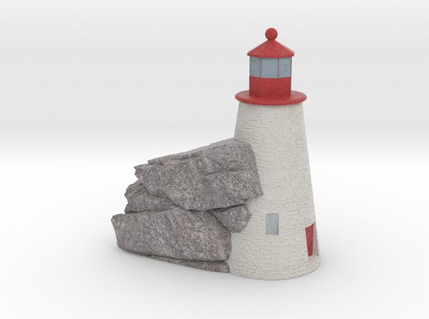 Lighthouse_SC022 in Full Color Sandstone