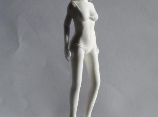 "Figurine ""Hana"" (17cm)  3d printed Picture Front"