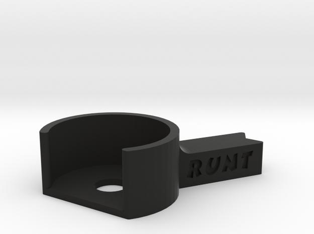 MM510 Lock in Black Strong & Flexible