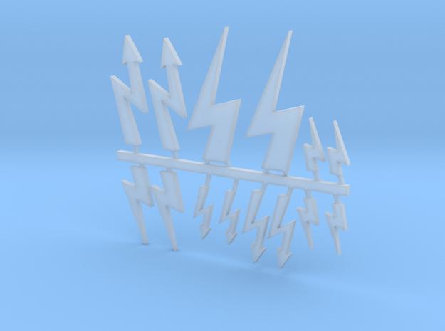 Lightning Sprue in Smoothest Fine Detail Plastic