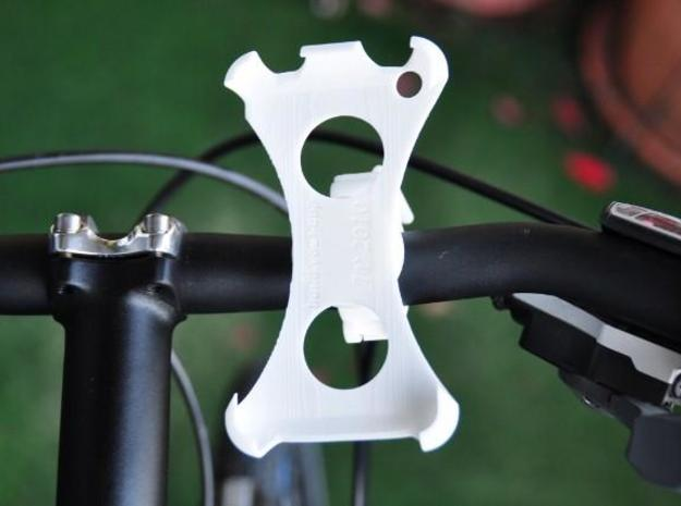 iPhone 3G / 3GS bike mount 3d printed can be rotated...