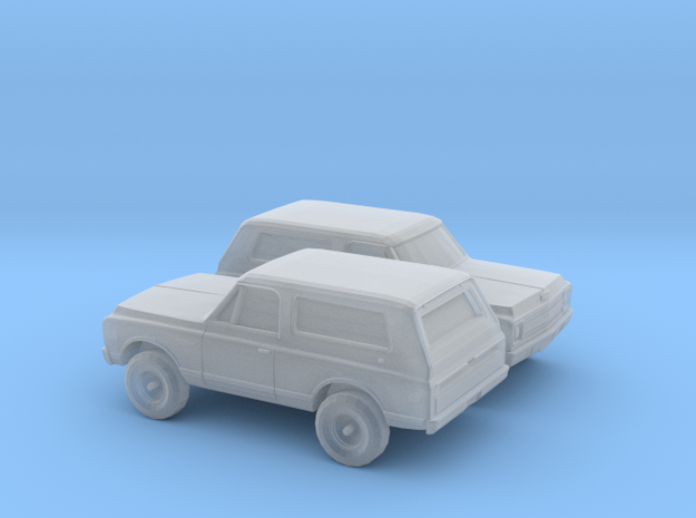 1/160 2X 1967-70 Chevy Blazer in Frosted Ultra Detail
