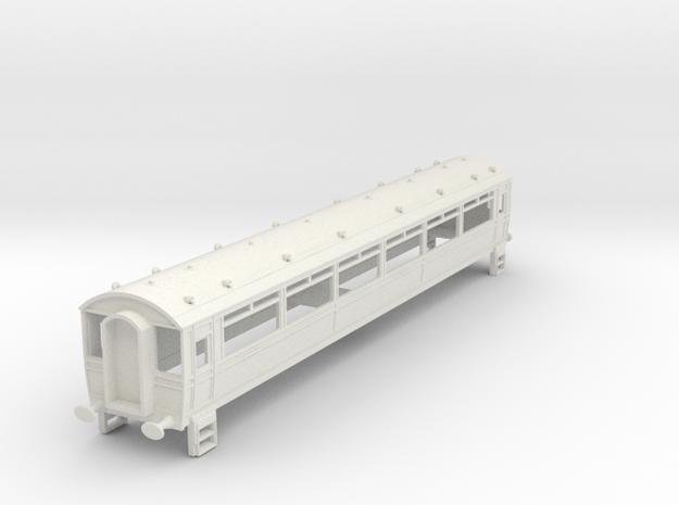 o-87-l-y-steam-railmotor-trailer-coach-1 in White Natural Versatile Plastic