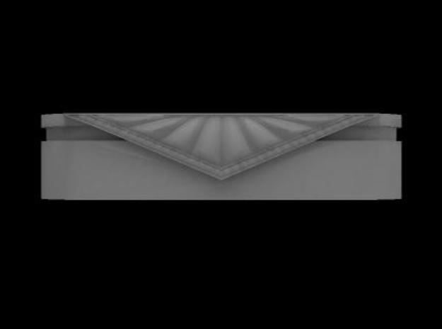 Rekki-Maru Grip Ring 3d printed Front
