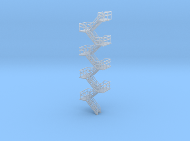 N Scale Staircase H91.2mm