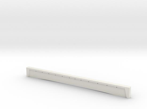 L 01 50 BetonTraeger in White Natural Versatile Plastic