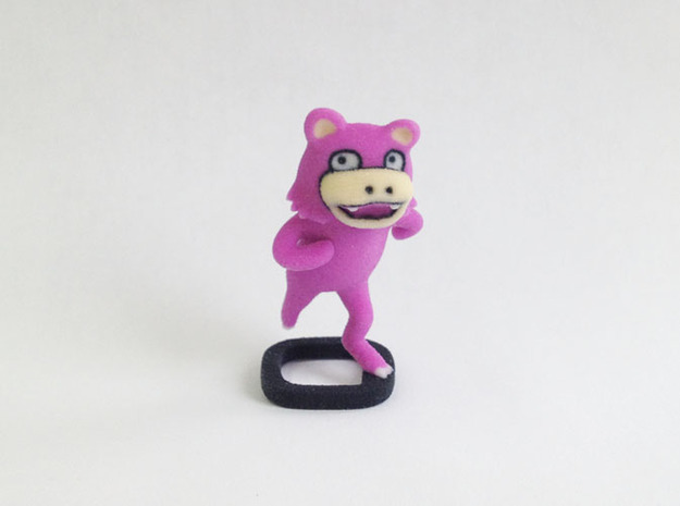 Slowpoke in Full Color Sandstone