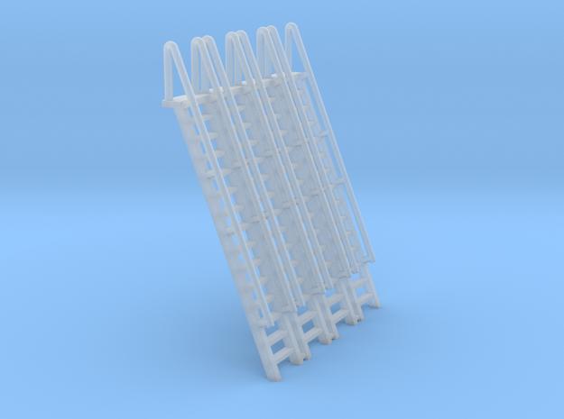N Scale Ladder 15 (4pc)