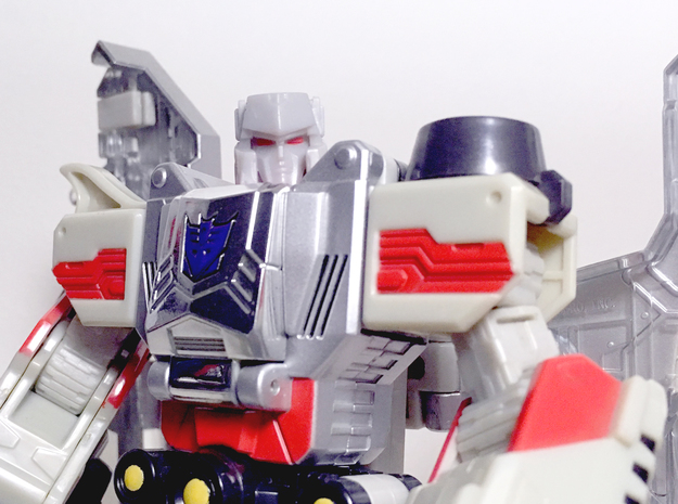 TR Neck Adaptor for Classics Voyager Megatron