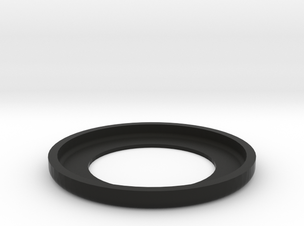 Low Profile headset spacer 2mm deep 4.2mm stack in Black Strong & Flexible