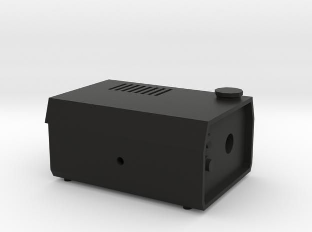 Nebelmaschine in 1/14 in Black Strong & Flexible: 1:14