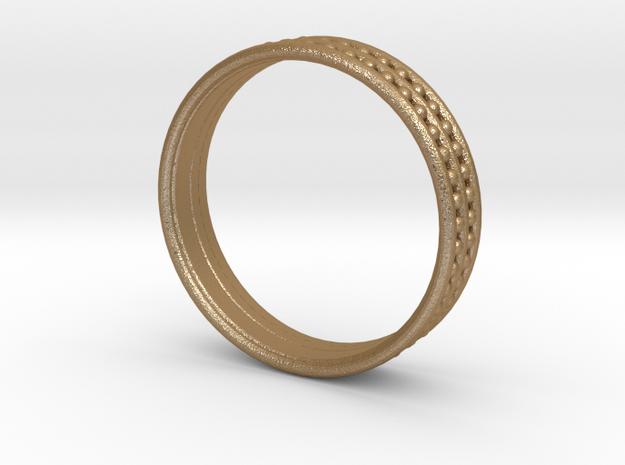 RingDot in Matte Gold Steel: 7 / 54