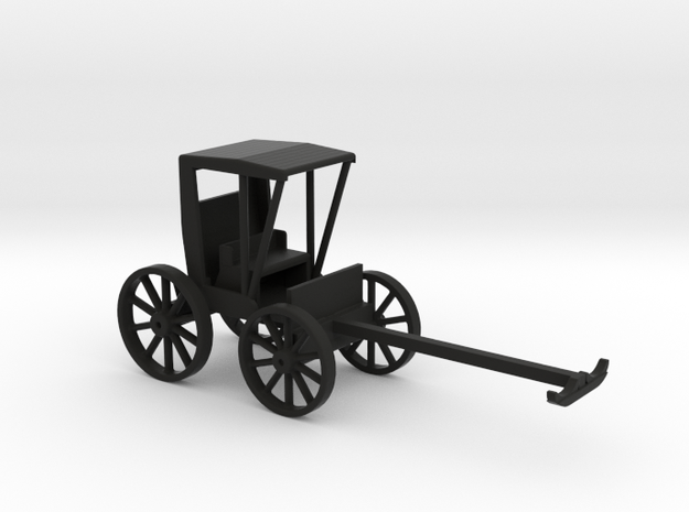 Single Seat Covered Buggy S-Scale