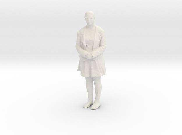 Printle C Femme 566 - 1/32 - wob in White Natural Versatile Plastic