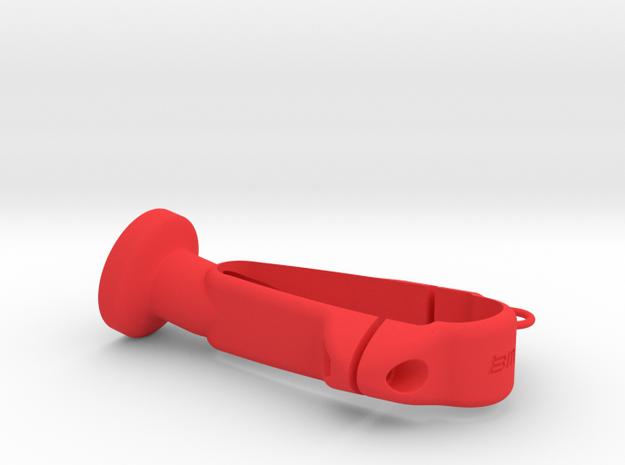 BMC TimeMachine Garmin Edge/Varia Mount in Red Processed Versatile Plastic