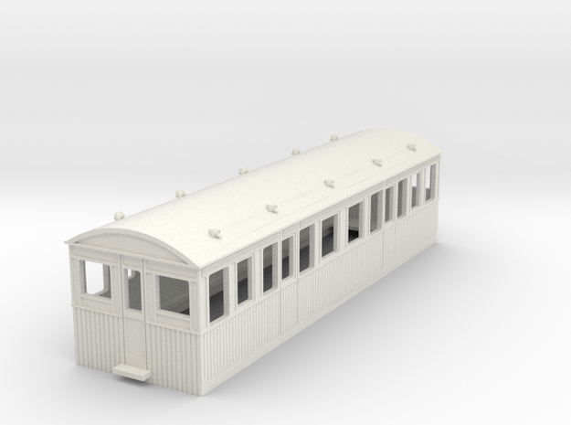 o-76-lor-32ft-trailer-coach in White Natural Versatile Plastic