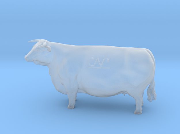 1/64 Horned Hereford Cow1