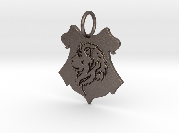 Gryffindor Lion Pendant in Stainless Steel