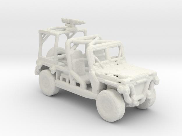 M1161 Growler v2 1:160 scale in White Natural Versatile Plastic
