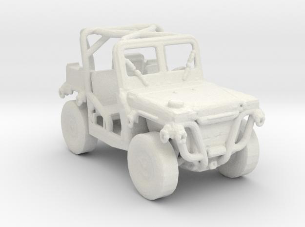 M1162 ammo mover 1:220 scale in White Natural Versatile Plastic