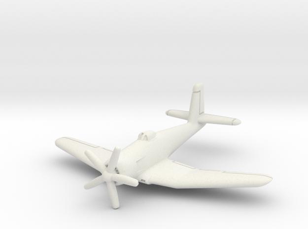 Blackburn B-48 Firecrest 6mm 1/285 in White Natural Versatile Plastic