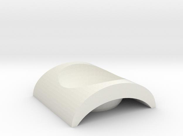 Soap holder in White Strong & Flexible