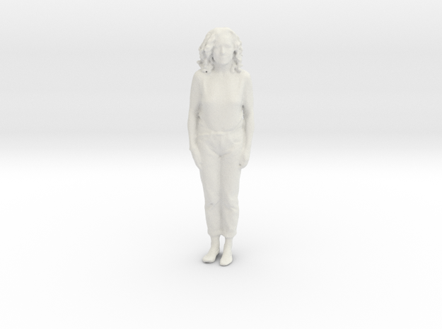 Printle C Femme 631 - 1/32 - wob in White Natural Versatile Plastic