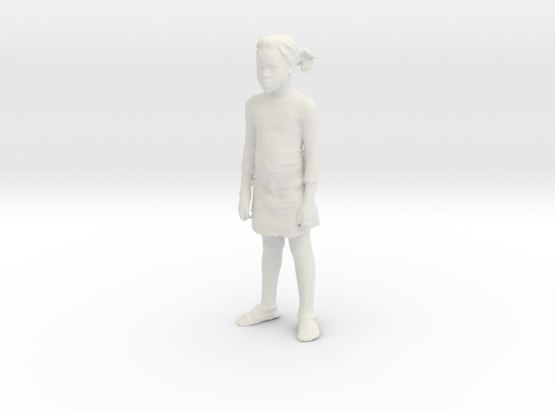 Printle C Kid 015 - 1/32 - wob in White Natural Versatile Plastic