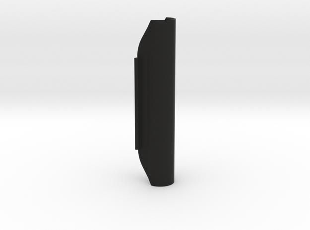 """Hunter-216 MastGate for  2 7/8"""" slot (Dwyer DM-368 in Black Strong & Flexible"""