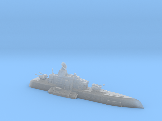 1/270 Krakana-Class Frigate