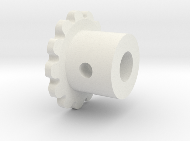 MIP SP21 Sprocket in White Strong & Flexible
