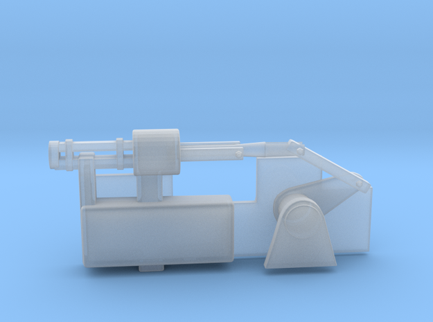 1/48 Uboot Schnorkel Raising Mechanism in Smooth Fine Detail Plastic