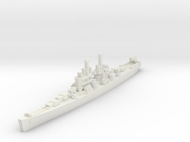 Cleveland class 1/1800 in White Natural Versatile Plastic