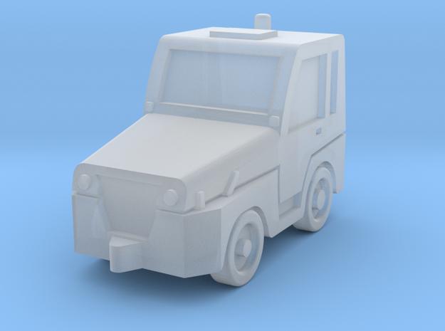 Comet6 tractor in Smoothest Fine Detail Plastic: 1:400