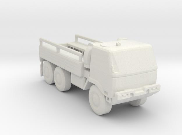 M1083 Cargo 1:220 scale in White Natural Versatile Plastic