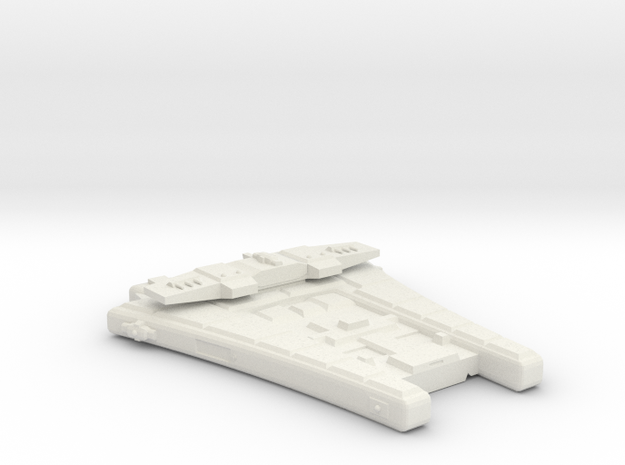 3125 Scale Maesron Heavy Cruiser (CA) MGL in White Natural Versatile Plastic