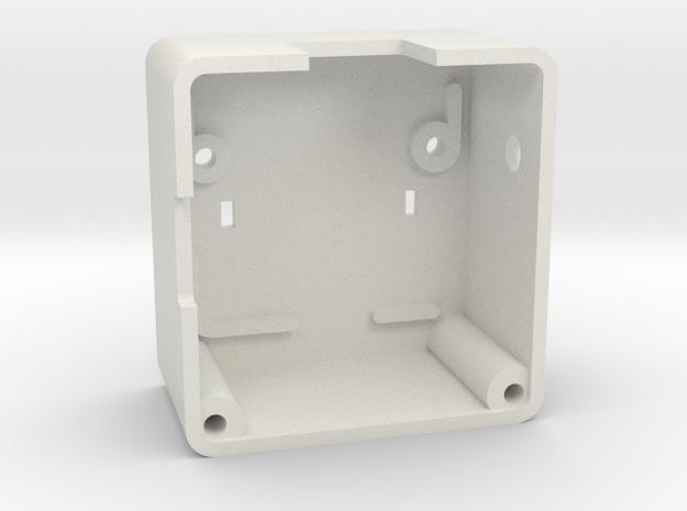 Case for Wemos D1 Mini ESP8266 LED & Level Shifter in White Strong & Flexible
