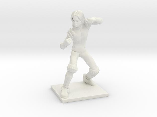 Darkelves 03 - Blitzer in White Natural Versatile Plastic