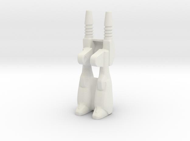 targetmasters Onderkant 2 in White Natural Versatile Plastic